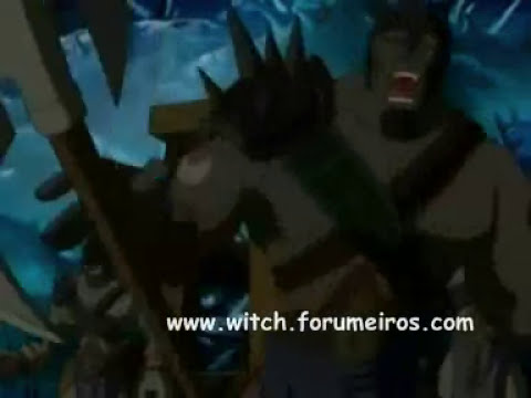witch 1 cap 19 as minas submersas parte 03
