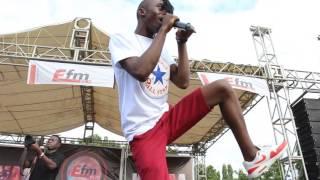 KOMAA CONCERT: SHOLO MWAMBA ON STAGE..