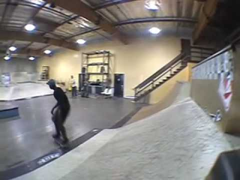 A Volcom Skatepark Session - March 2007 Video