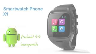 SMARTWATCH BLUETOOTH X1 - Q242
