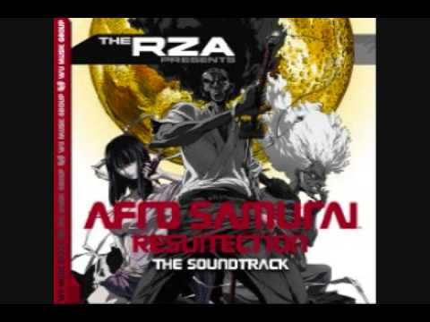 Afro Samurai Resurrection Soundtrack - Bloody Samurai (rza) video