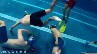University of Plymouth - Underwater Hockey (09/12/2018)