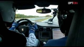 391.7 km/h en Porsche 9ff TR 1000 (Option Auto)