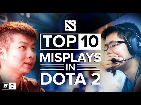 The Top 10 Misplays in Dota 2