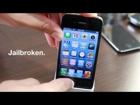 How to jailbreak iOS 6 final and install Cydia (tethered A4 only)