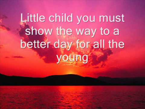 White Lion - When The Children Cry (lyrics) video