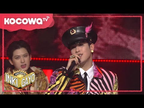 "[Inkigayo] Ep 935_""Shall We Dance"" by Block B"