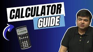 Calculator Guide - CFA/FRM - Texas Instrument BA II Plus ( Including Professional )
