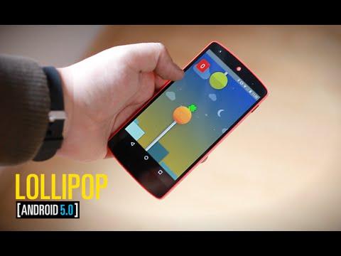 Android Lollipop es el sistema operativo que estábamos esperando