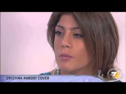 """Vicky Piria ospite a """"Cristina Parodi Cover"""""""