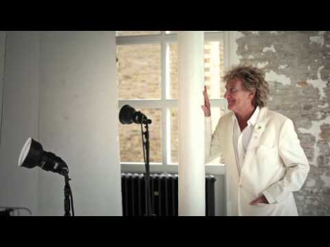ROD STEWART, THE AUTOBIOGRAPHY - BEHIND THE SCENES 