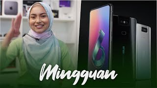 Mingguan Amanz - Asus Zenfone 6, OnePlus 7, Realme X, Oppo Reno Malaysia