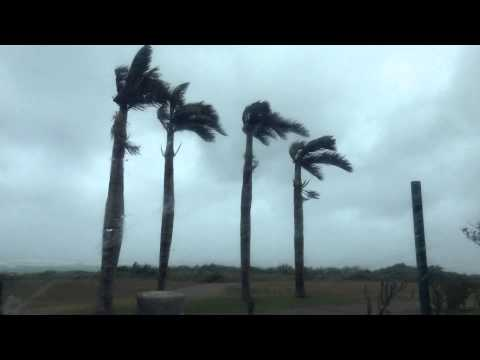 End of Typhoon VongFong 2014