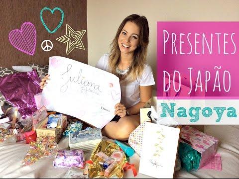 Abrindo os Presentes do Japão | Encontro de Nagoya