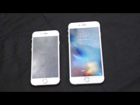 UPDATE: iPhone 6s vs iPhone 6s Plus Water Test. 48 Hours Later! A Waterproof review.