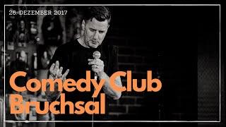 Florian Simbeck | Comedy Club Bruchsal 26. 12. 2017