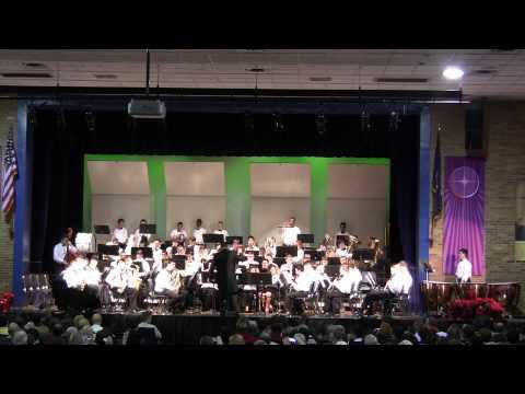 Xaverian High School's Select Band - Italian Holiday by Robert Longfield