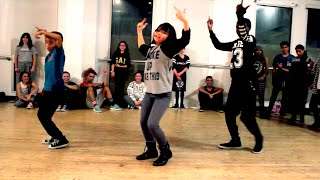 POST TO BE - Omarion & Chris Brown | ft 10 YEAR OLD BAILEY! | @MattSteffanina Choreography