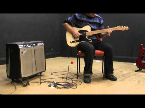 Seymour Duncan Tele/ Fender Pro Reverb Music Videos