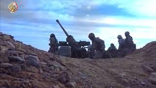 بالفيديو .. ننشر البيان العاشر للقيادة العامة للقوات المسلحة المصرية