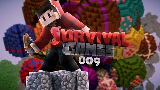 Minecraft Survival Games [MCSG] #009: TexturePacks4You!