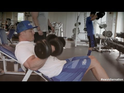 Swoldier Nation - Trainer Edition - Back, Biceps, Calves & Cardio