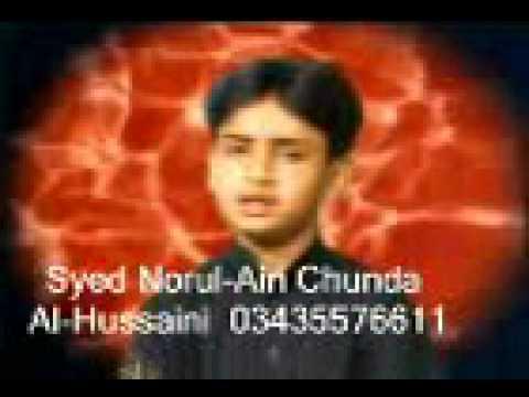 Noha Dam trute Akbar as  Syed.Noorualin@gmail.com