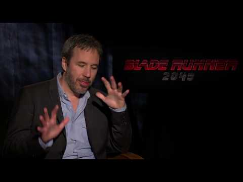 Blade Runner 2049 Interview - Denis Villeneuve