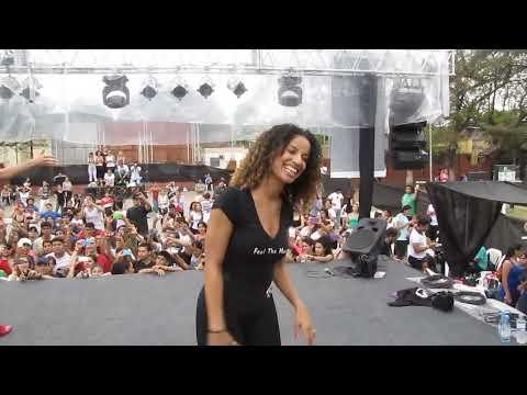 SalsaTuc 2013 ~ Workshops ~ Ataca y La Alemana - IV