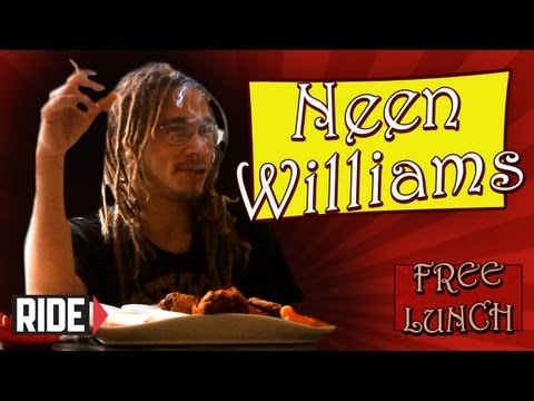 Neen Williams - The Deathwish Video, Cheeks, Instagram, and More on Free Lunch!