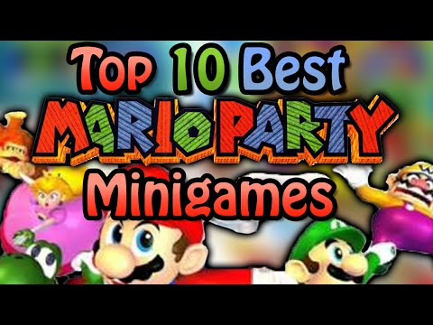 Top 10 Best Mario Party Minigames