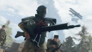 Battlefield 1 War Story 3 (Luca Vincenzo Cocchiola - Avanti Savoia) 60FPS