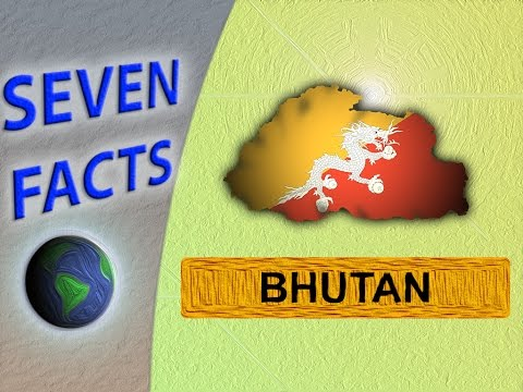 7 Facts about Bhutan