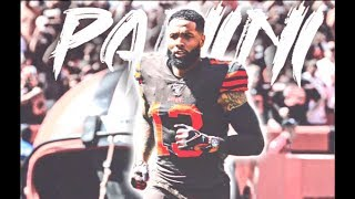 Odell Beckham Jr Mix - Panini ᴴᴰ (BROWNS)