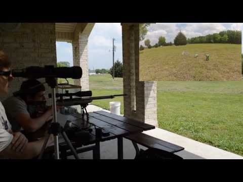 Air Rifle Shooting Range ▶ Pretty Long Range Air Rifle
