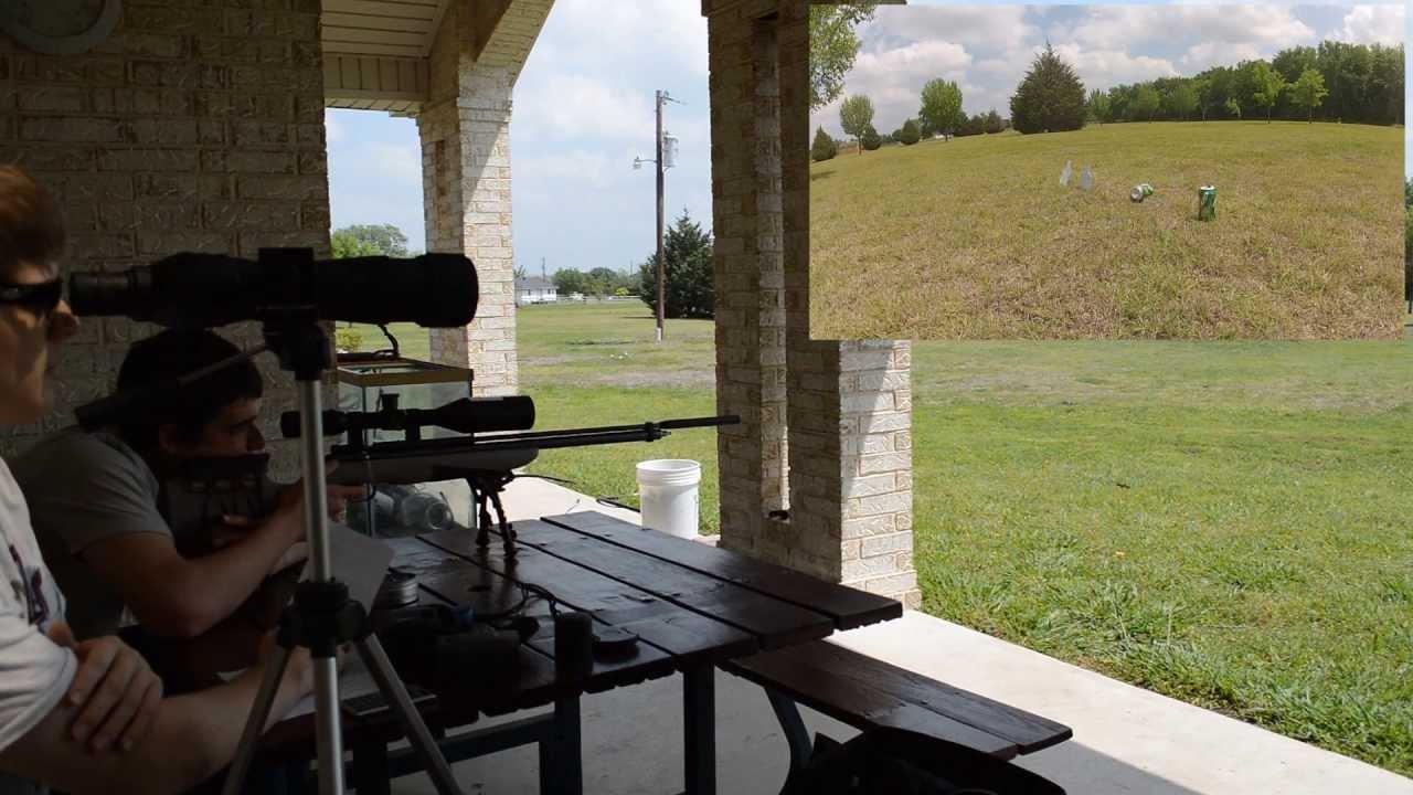 Air Rifle Shooting Range Pretty Long Range Air Rifle
