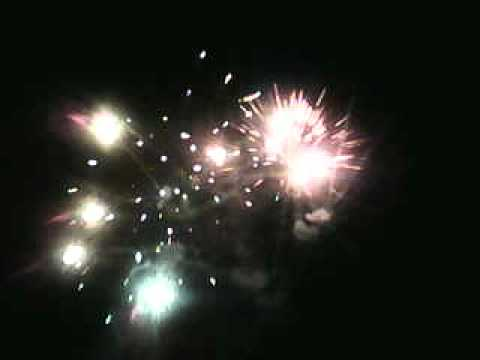Mabalacat Coronation 2012(fireworks display only)