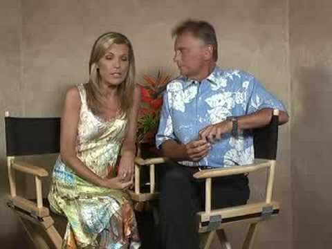 Pat Sajak and Vanna White Interview