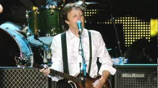 Paul McCartney - Band On The Run  - Good Evening New York City