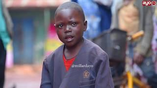 Mwalimu wa Mtoto Jasiri aliemshtaki Baba yake Polisi kwa kuuza shamba, kaongea