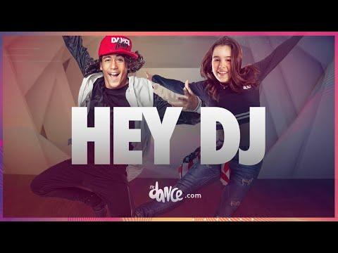Hey Dj - CNCO, Meghan Trainor, Sean Paul | FitDance Teen/Kids (Coreografía) Dance Video