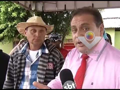 TV Vitoriosa acompanha velório do garoto que morreu eletrocutado em Indianópolis