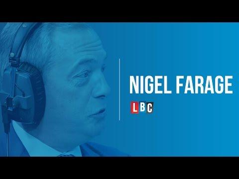 Nigel Farage: Live On LBC