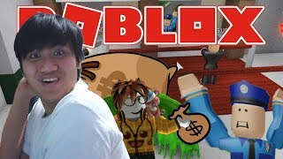 RAMPOK BANK di ROBLOX!!! - Roblox Indonesia Rob The Bank Obby