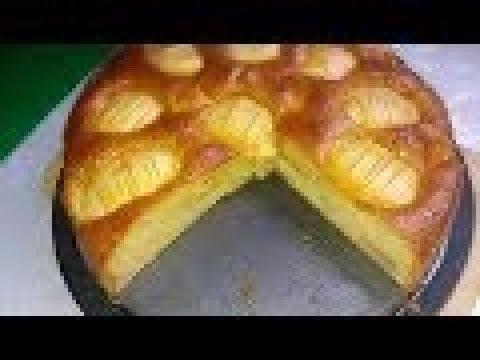 Шарлотка .Яблочный пирог.