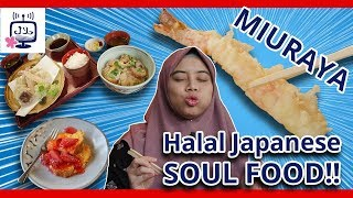 Halal Menu in Restaurant with 200 Years of History in Japan!!!!