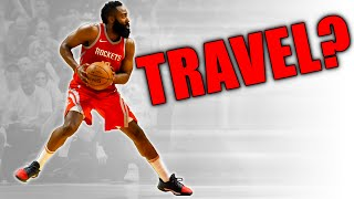 Is The James Harden Step Back REALLY A Travel? Full Breakdown  from Get Handles Basketball