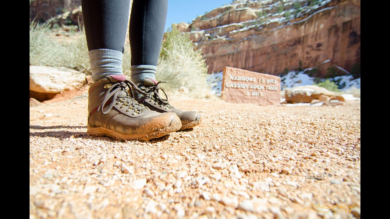 Women's Waterproof Hiking Boots Reviews 46