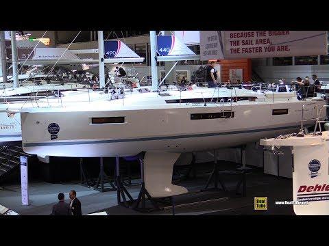 2018 Jeanneau Sun Odyssey 440 Sailing Yacht - Walkaround - 2018 Boot Dusseldorf Boat Show
