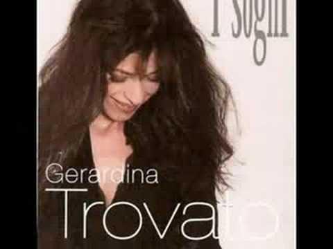 Gerardina Trovato - Sognare, Sognare